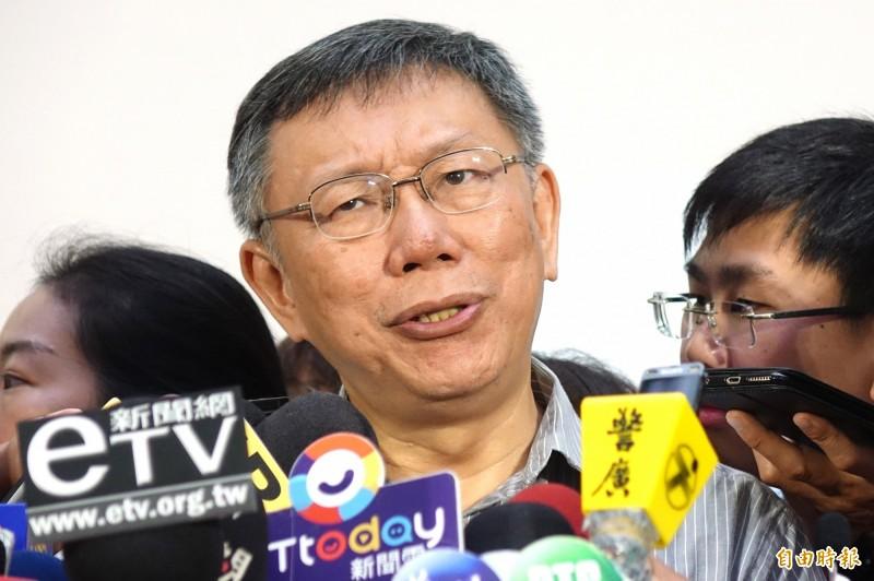 對於台北市長柯文哲日前引用山本五十六的例子,說明他不會參選2020,軍事專家王臻明評論,柯對太平洋戰爭一無所知。(記者塗建榮攝)