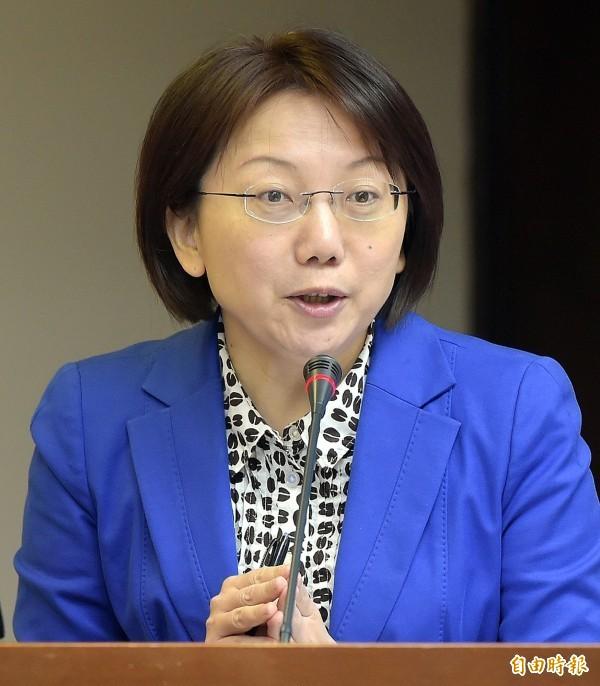 社會民主黨今召開記者會公布4名議員參選人名單,社民黨主席范雲表示,若有需要,她會義不容辭參選台北市。(資料照)