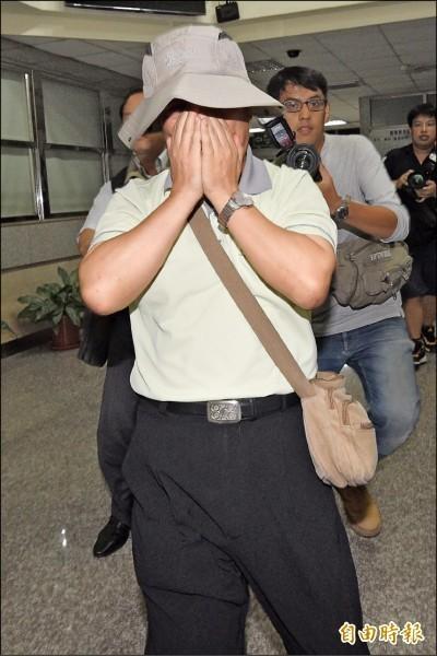 被中國王姓大校吸收的中科院退役中校林世斌,依違反國安法未遂,判有期徒刑6月。(資料照)