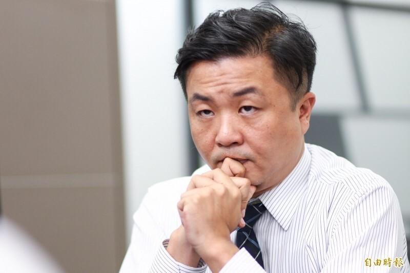 呂秋遠(見圖)說,如果自己是香港人,不會期望台灣開放香港人移民。(資料照)