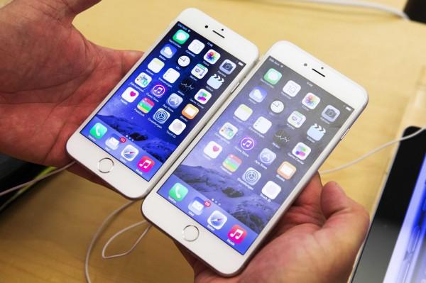 蘋果因為「iPhone」商標鬧上法院,最終以敗訴收場。(歐新社)