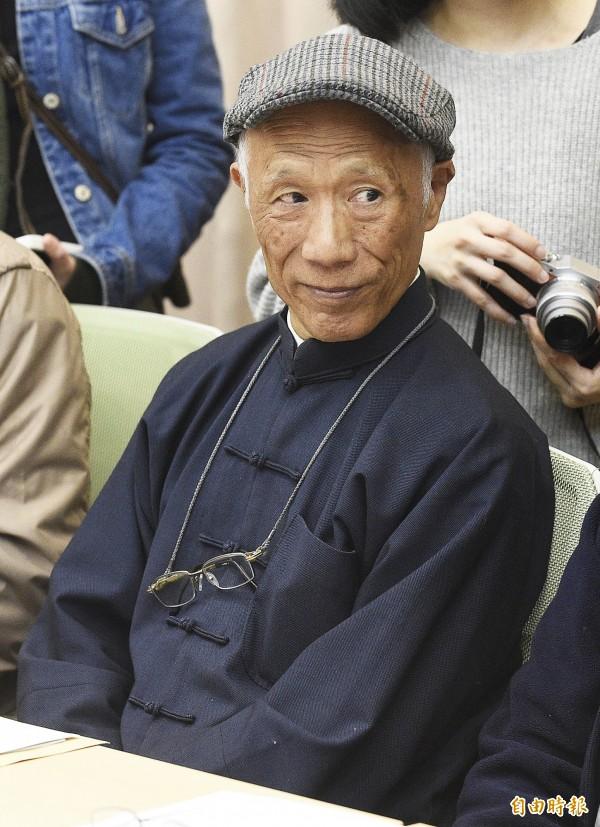 台灣國立師範大學副教授杜忠誥。(記者陳志曲攝)