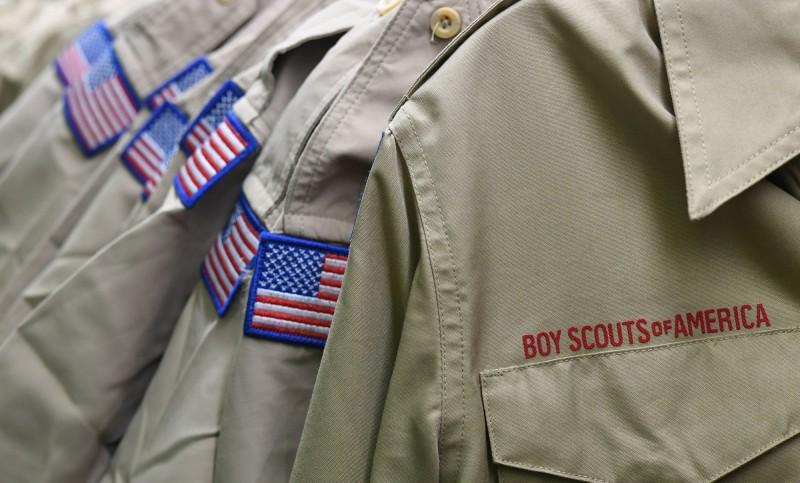 美國童子軍爆性侵醜聞,向法院申請破產以能付巨額賠償。(美聯)