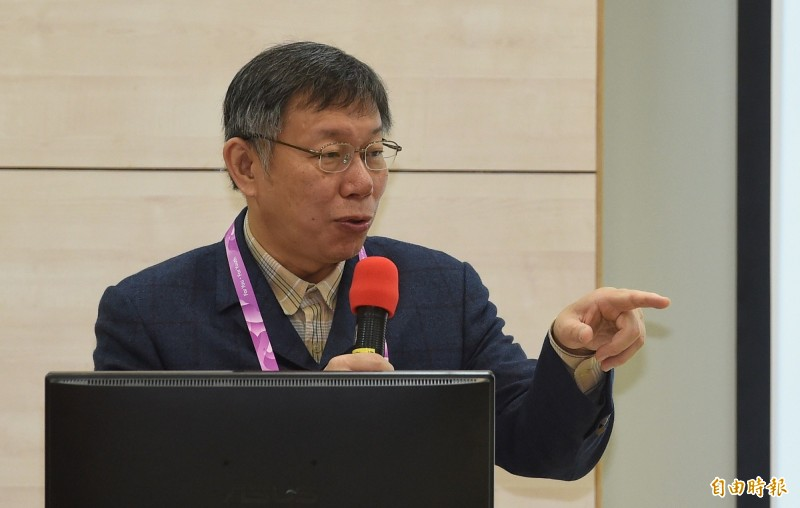 不歡迎「投機政客」全美台灣同鄉會聲明不接待柯文哲