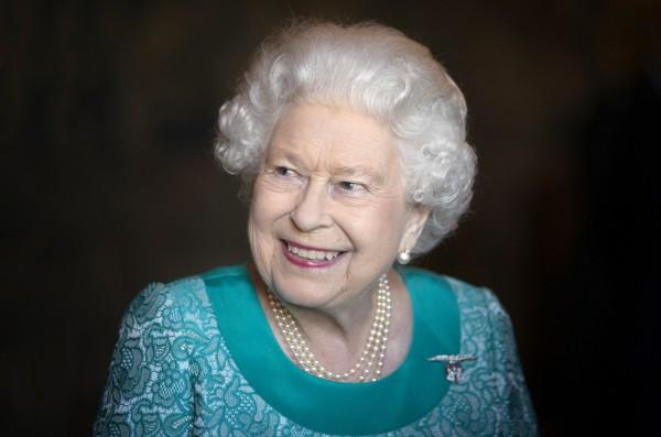 川普明日將與英國女王伊莉莎白二世在溫莎茶敘。(美聯社)