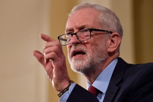 英國國會1日通過工黨黨魁柯賓(見圖)的動議,宣布地球正面臨氣候緊急狀態。(法新社)