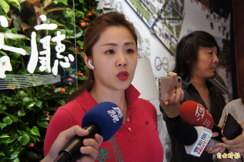 前新北市議員李婉鈺因妨礙公務罪、強制未遂罪遭判刑。(資料照)