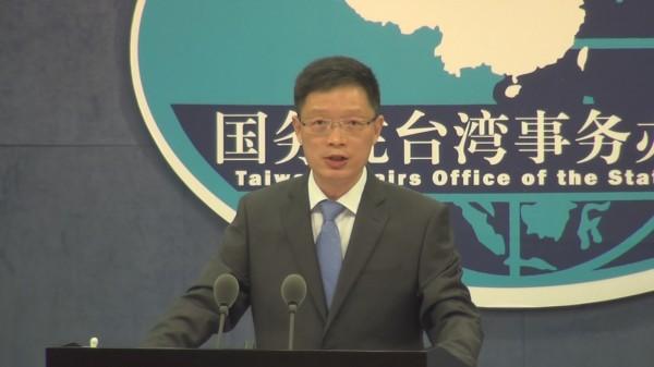 國台辦今天痛批,在教育與文化上搞「去中國化」,是圖謀割裂台灣與中華文化的血脈聯繫。(中央社)