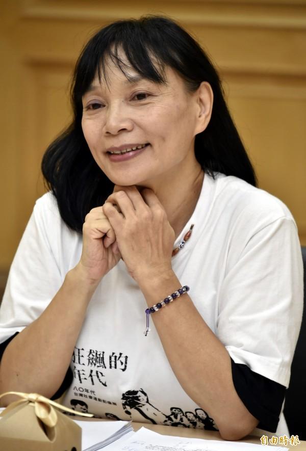 東華大學華文系教授楊翠說,吳茂昆不權謀,也不替自己做表面工夫,所以,他在面對「媒體霸凌」時,沒有替自己多說什麼,但他的優點是願意聽、可以對話。(資料照)