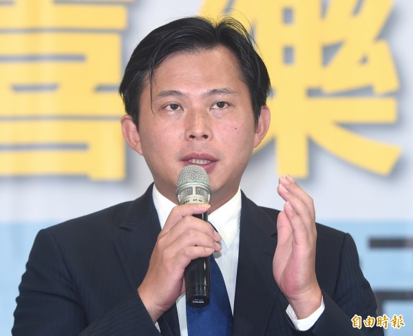 時代力量黨主席黃國昌。(資料照)