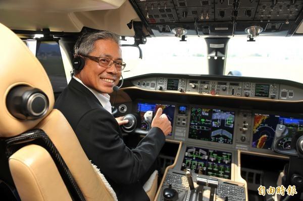 全台最大私人飛機公司董事長楊宿智 在美國墜機身亡