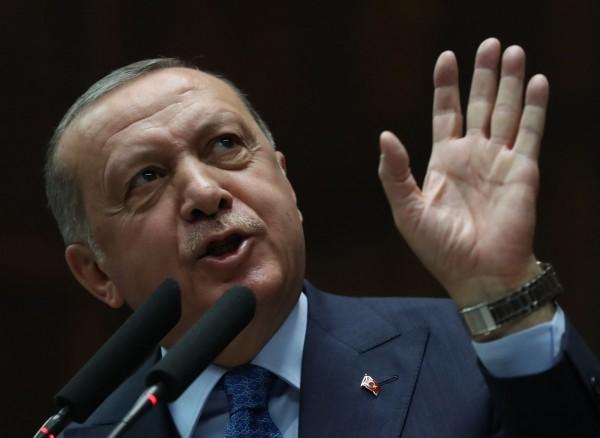 土耳其總統艾多根要求聯合國安理會進行改革。(法新社)