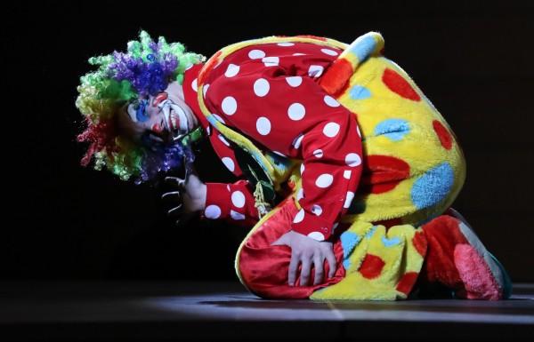 比利時一名醫院小丑里佩爾,夥同友人殺害前女友,且還逼迫前女友的孩子觀看過程。圖為小丑示意圖,與本新聞無關。(歐新社)