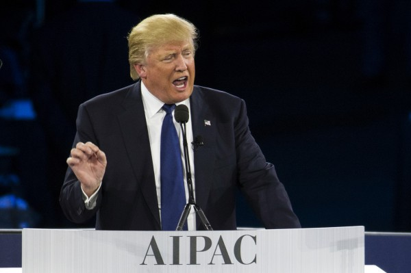 比利時布魯塞爾遭遇恐怖攻擊,美國共和黨總統參選人川普認為,美國需要關閉邊境。(美聯社)
