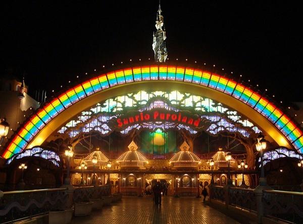 位於日本東京都多摩市的「三麗鷗彩虹樂園」,每年吸引逾150萬名遊客,可以說是日本最熱門的人氣動漫樂園之一(圖結自網路)