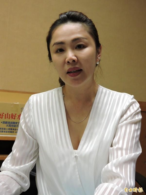 新北市議員李婉鈺又傳酒後鬧事,李婉鈺辦公室表示是選民服務、誤會一場。(資料照,記者何玉華攝)
