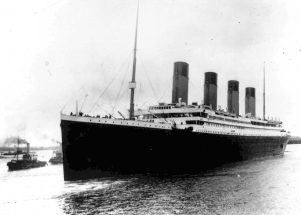 鐵達尼號於1912年4月12日沉沒,堪稱20世紀最大船難。(美聯社)