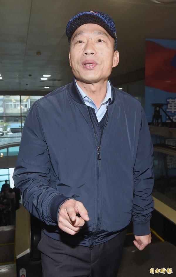 曼樺曾準確算出高雄市長選情,分析韓國瑜「得水而清」,當選和6個女人、政見口號有關。(資料照)