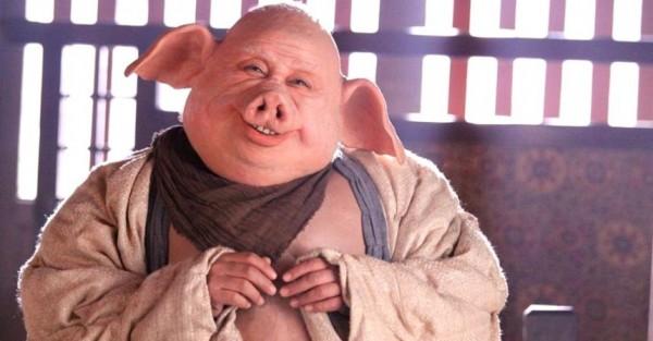 「廣告小妹」直言,是人參果就不必怕豬八戒,是好電影也不用怕谷阿莫。(圖片擷取自廣告小妹臉書)