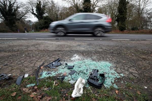 殘存DNA?97歲菲利普親王車禍 殘骸碎片拍賣叫價257萬…