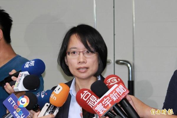 北農總經理吳音寧。(資料照)