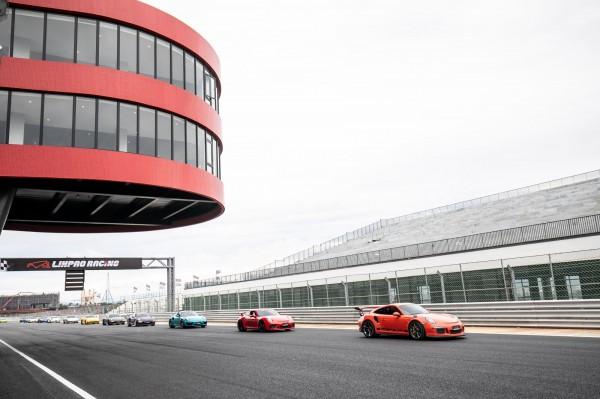 麗寶集團斥資逾30億、耗時10年,佔地55公頃,全台最高規格的麗寶國際賽車場,今天正式亮相!(麗寶樂園提供)