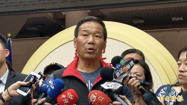 國民黨台北市黨部宣布,徵召現任議員鍾小平(見圖)參選,原本初選被林冠勳擠下的陳孝威表示,鍾小平是前輩,自己決定以大局考量讓賢。(資料照)