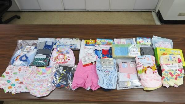 標檢局針對市售19件兒童內褲做檢測,結果發現10件中文標示違規,甚至纖維成分標示與檢驗結果不一致。(圖擷取自經濟部標準檢驗局網站)