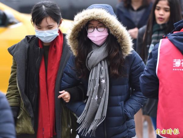 冷氣團發威!竹市衛生局溫馨提醒「五招度寒害」