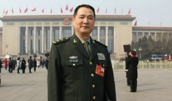 前中國南京軍區副司令王洪光表示,兩岸若爆發台海戰爭,解放軍能在100小時攻下台灣。(圖擷取中國網路)