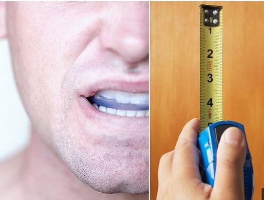 一名瑞典男子的護牙套疑似含有化學物質,讓他性功能受損。(圖擷取自鏡報)