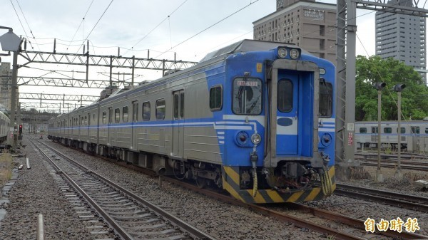 台鐵停發外站休息報酬,引發乘務人員不滿。(資料照)