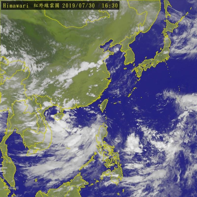 今年第7號颱風「薇帕」今明將生成,目前西太平洋熱帶系統活躍訊號明顯,下週天氣動態值得留意。(CWB)