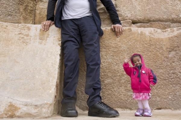 全球最矮女子身高僅62.8公分。(美聯社)
