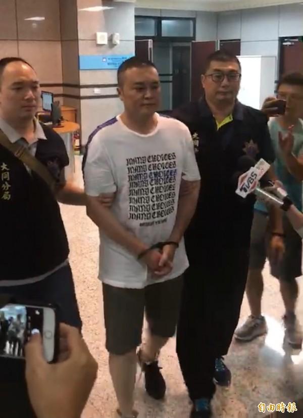 陳國帥今年9月7日落網後,一直羈押至今。(資料照,記者陳恩惠攝)