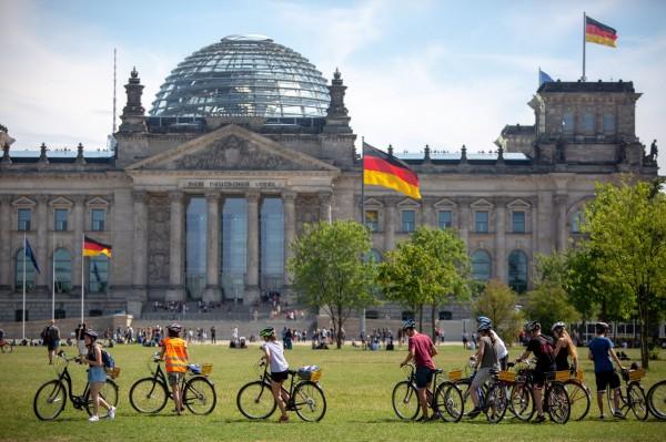 德國媒體民調顯示,德國人最討厭的是來自俄國的遊客。(歐新社)