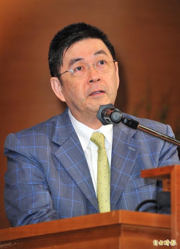中國文化大學校長李天任表示,因政策未明,卻陸續聽到禁止中生來台消息。(資料照,記者陳奕全攝)