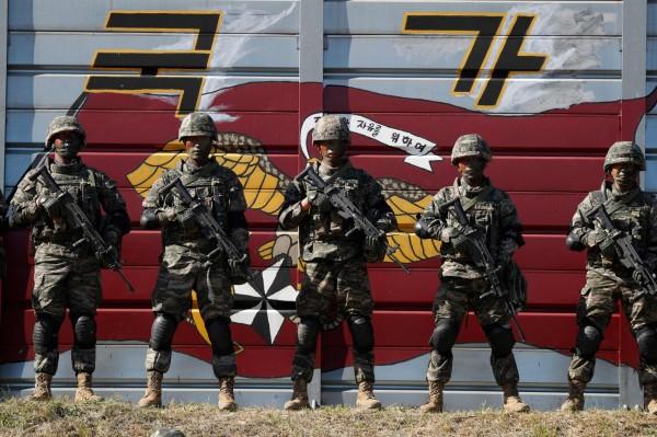 搶買扁鑽 南韓過去10年撒2096億成美軍武第三大客戶