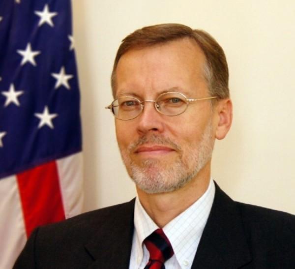美國在台協會(AIT)今天宣布由美國資深外交官酈英傑接任AIT新任處長,外交部表示竭誠歡迎。(取自美國國務院網站)