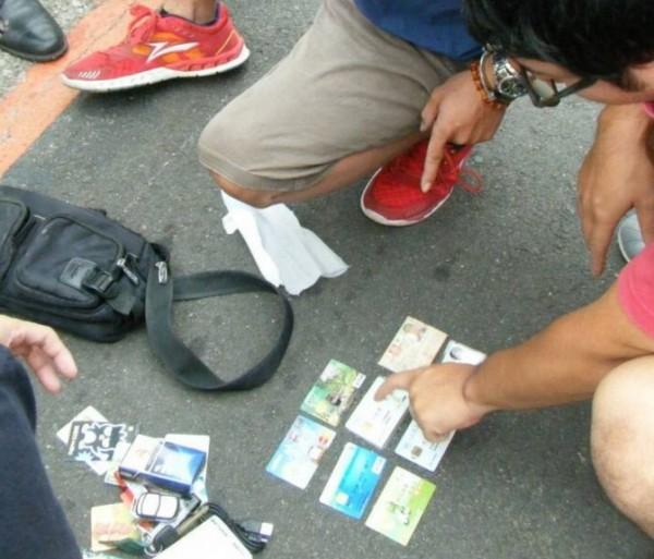 剛出獄的男子竊取女店員信用卡盜刷。圖與文無關(資料照)
