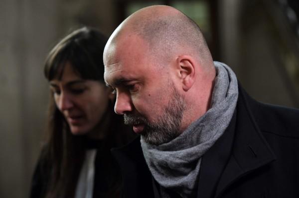 涉嫌犯下性侵案的巴黎特種警察「偵緝行動特勤組(BRI)」的成員,49歲的尼古拉斯.勒杜安(見圖)。(法新社)