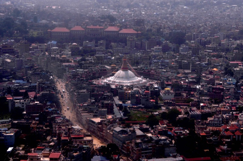 西藏流亡政府首長表示,中共在西藏也設有「再教育營」。(法新社)