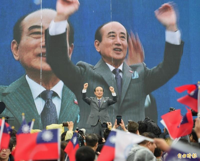 王金平日前正式宣布參選2020總統,卻爆出師大校方出動人力替他造勢。(資料照)