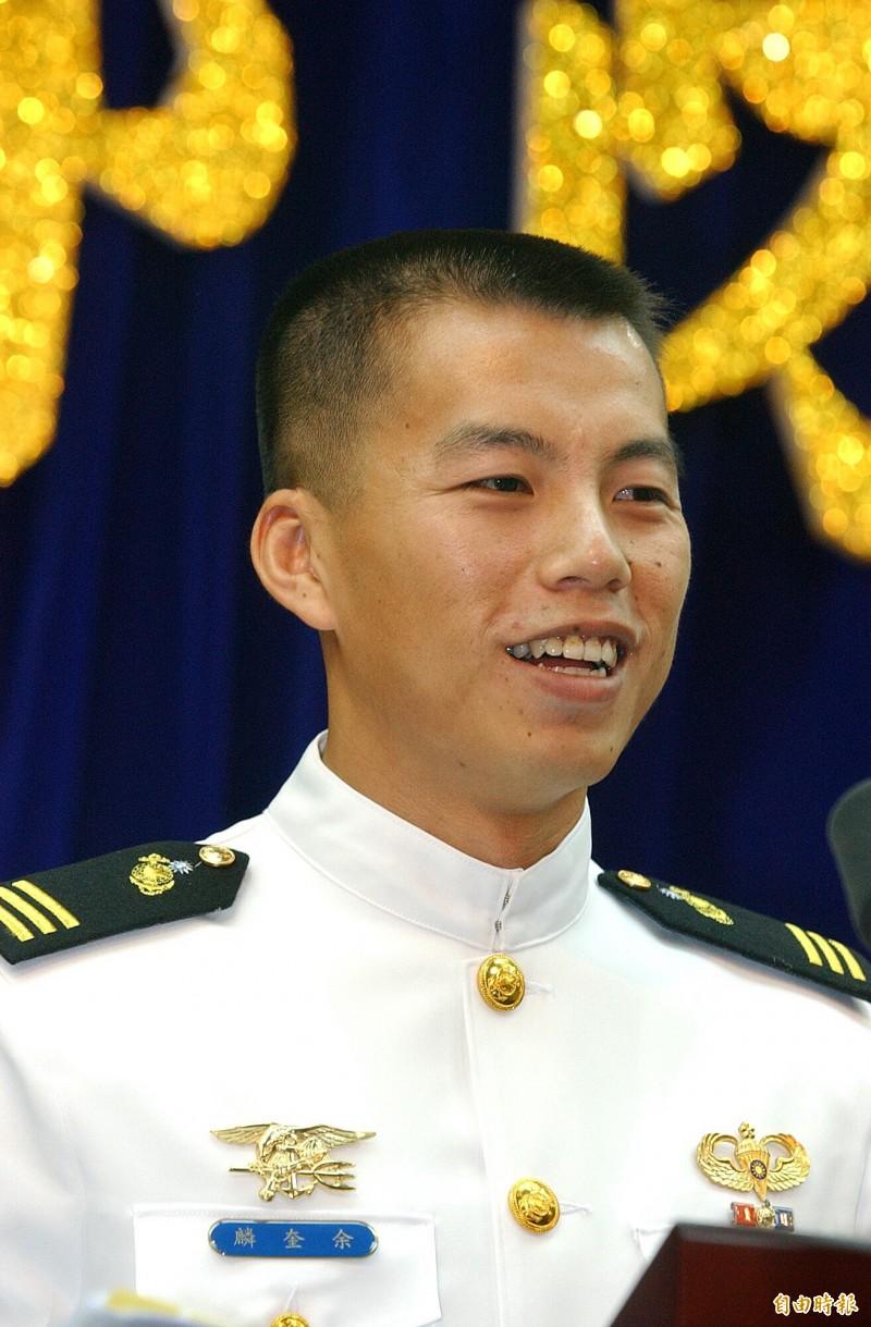 美國在台協會(AIT)提及2004年台灣海軍陸戰隊余奎麟上尉,成為台灣史上第一位完成美國海豹特種部隊艱苦訓練的軍官,目前余奎麟已升任上校。除此之外,AIT近期與我軍事交流頻頻,顯見美台正密切合作。(資料照)