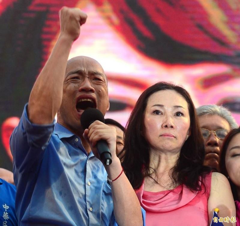 韓國瑜被爆組國政顧問團 「破除草包」密訓中