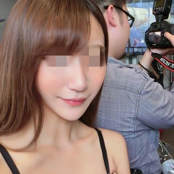22歲的梁女,捲入男友殺害閨密陳女的命案。(圖翻攝自梁女臉書)