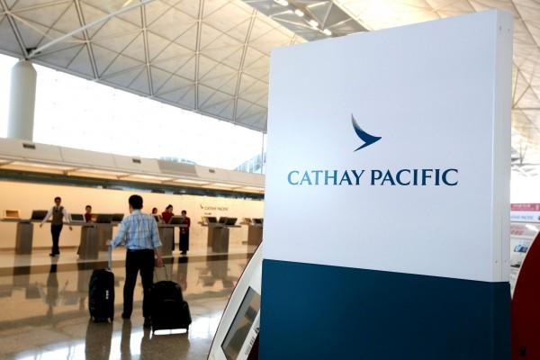 國泰航空24日宣布約940萬乘客個資外洩,國泰行政總裁何杲透過聲明致歉,強調目前沒有證據顯示有任何個資遭不當使用。(路透)