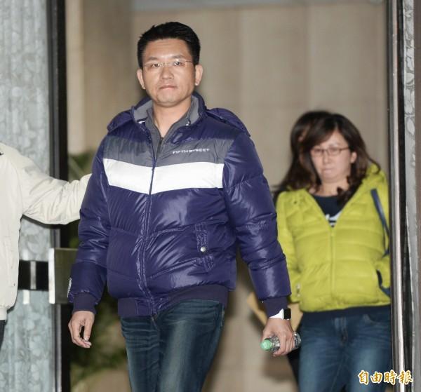 台北市議員童仲彥夫妻傳出情變。(資料照,記者林正堃攝)