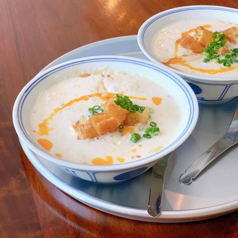 鹹豆漿最受歡迎。(圖擷取自臉書「東京豆漿生活」)