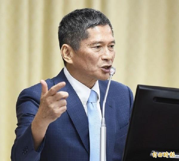 邱議瑩的先生、客委會主委李永得今天於立法院表示,非常支持邱議瑩,要道歉的應該是韓國瑜。(資料照)